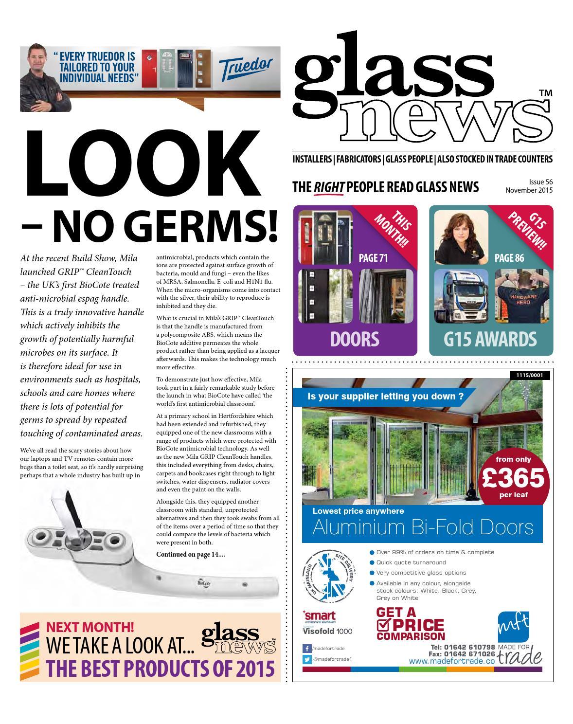 Glass News November 2015 by Christina Shaw - issuu