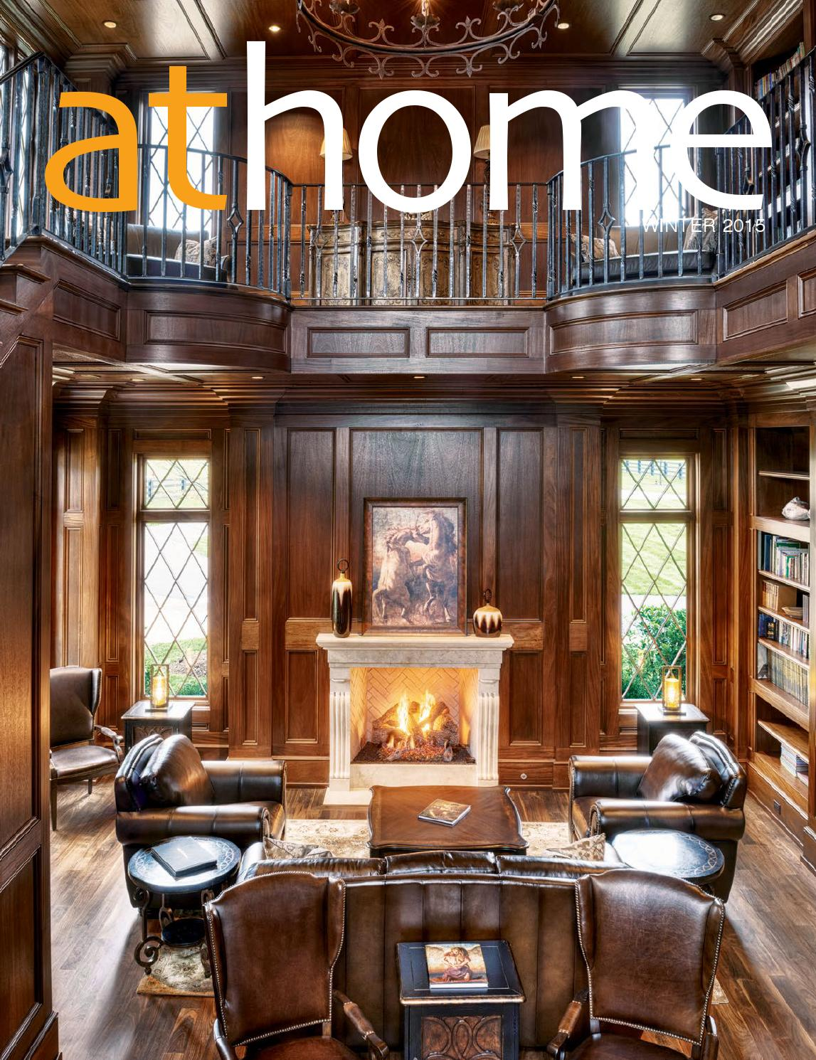 At Home Winter 2016 by Community Journals - issuu