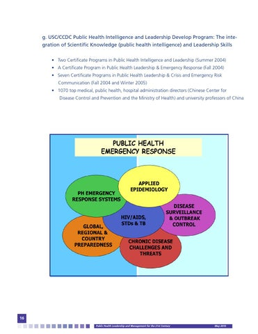 Public Health Leadership and Management for the 21st Century by ...