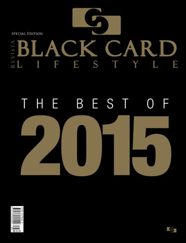 Revista Black Card Lifestyle - Edição 39 by Revista BlackCard ... d857e01369