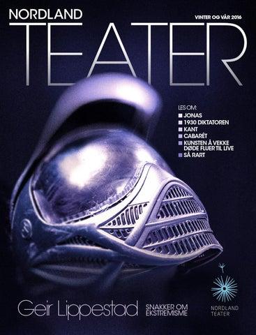 edff9cfd3 Nordland teater avis 1 2016 m vl by Nordland Teater - issuu