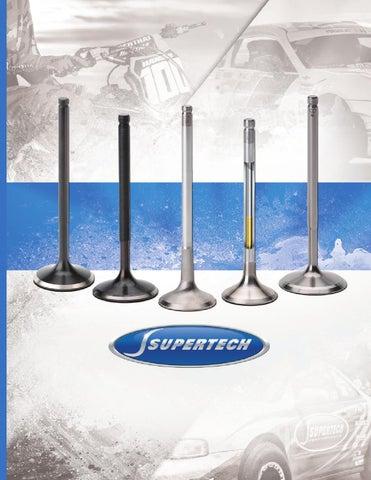 Supertech Performance Bronze Valve Guides Honda Prelude H23 H23A DOHC Engines