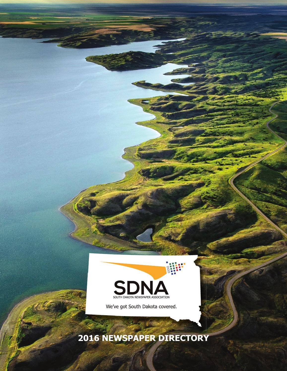 South dakota spink county doland - 2016 Sd Newspaper Directory By South Dakota Newspaper Association Issuu