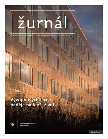 4d3352fff0514 žurnál Žurnál Univerzity Palackého v Olomouci | prosinec 2015 | číslo 2 |  ročník 25