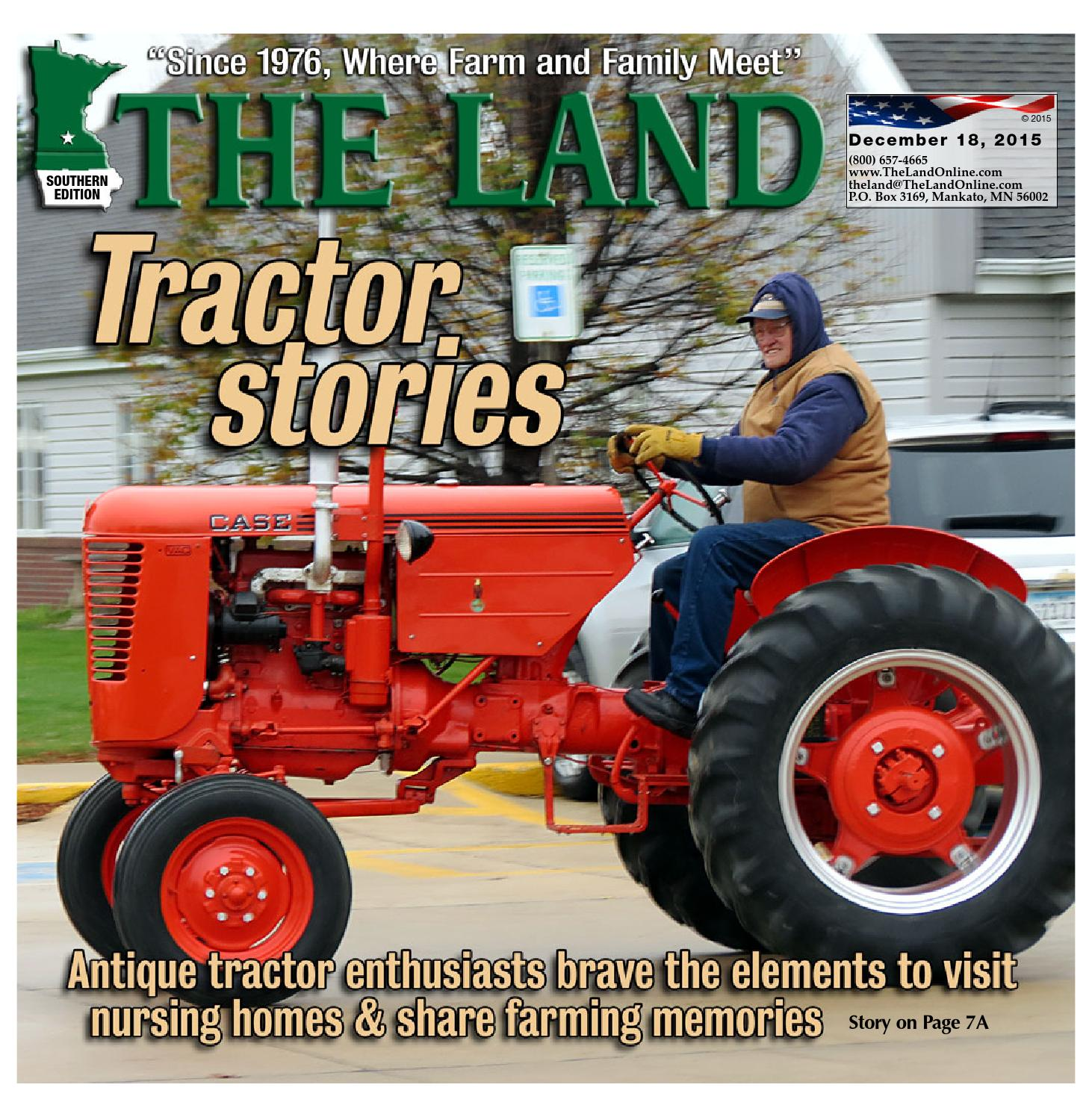 THE LAND Dec 18 2015 Southern Edition by The Land issuu