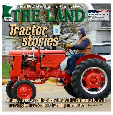 THE LAND ~ Dec  18, 2015 ~ Southern Edition by The Land - issuu