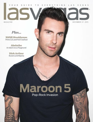 8e1d4bb6a 2015-12-27 - Las Vegas Magazine by Greenspun Media Group - issuu
