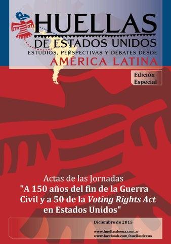 A 150 años del fin de la Guerra Civil y 50 de la Voting Rights Act ... 1789ba49d7a
