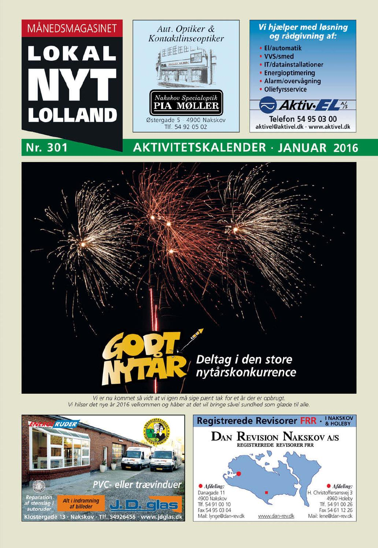 a27690049a2 Lokal Nyt Lolland - Januar 2016 by TrendyWeb - issuu