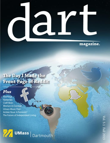 Dart Magazine Vol 5 1 Fall 2015 by Dart Magazine - issuu