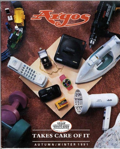 Argos No 36 1991 Autumn/Winter by Retromash - issuu