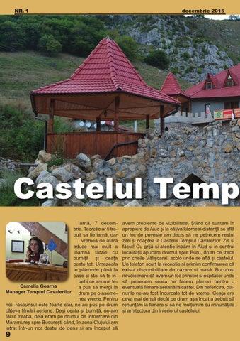 Page 10 of Castelul Templul Cavalerilor, judetul Alba