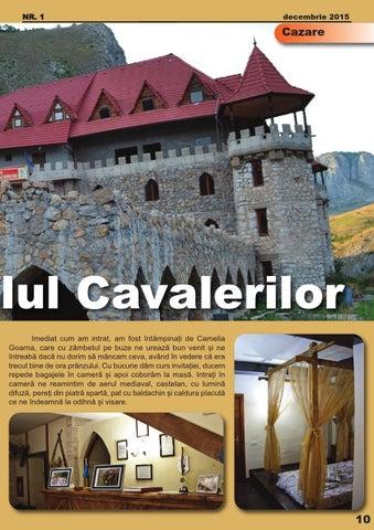 Page 11 of Castelul Templul Cavalerilor, judetul Alba