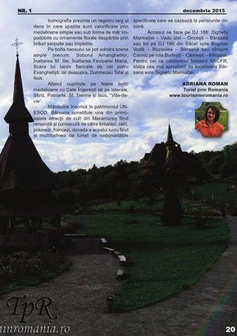 Page 21 of Manastirea Barsana, judetul Maramures