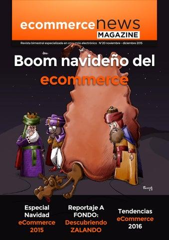 f823300daf Revista Ecommerce-News Nº20 Noviembre-Diciembre 2015 by Ecommerce ...