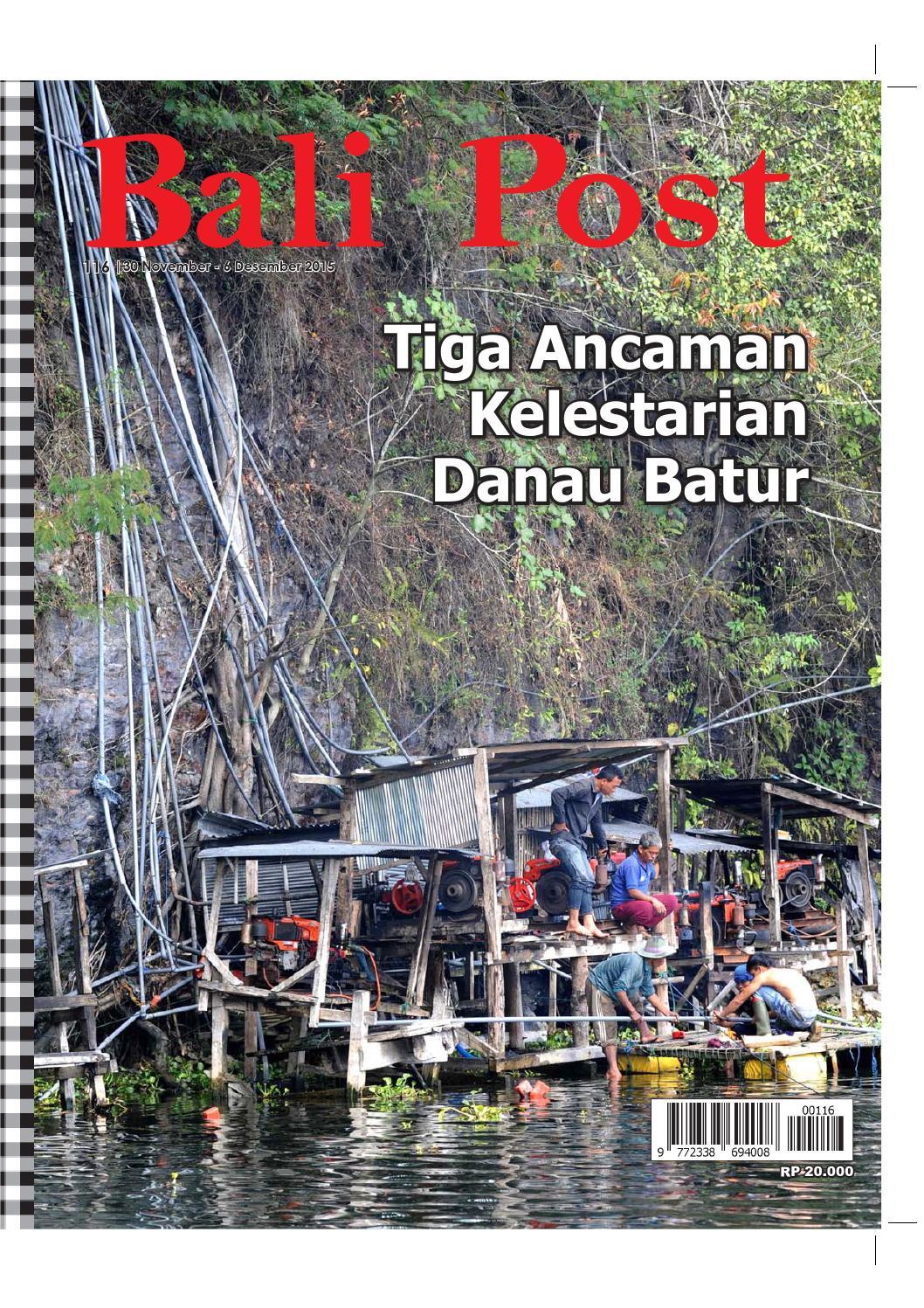 Majalah bali post edisi 116 by e-Paper KMB - issuu