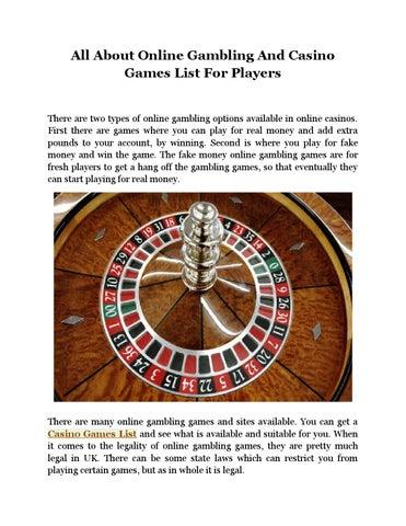 juegos de casino gratis online
