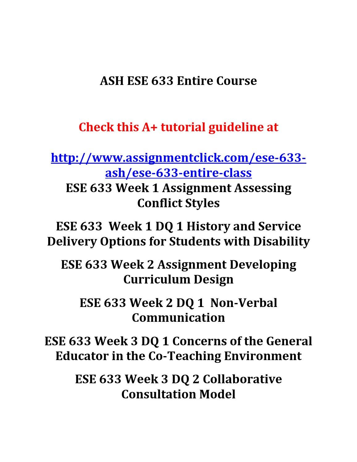 Ese-633-entire-course.pen.io
