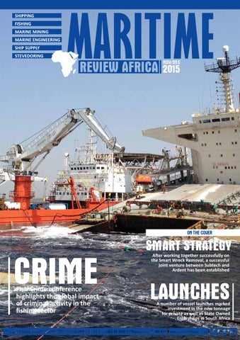 Maritime review nov:dec 2015 by More Maximum Media - issuu