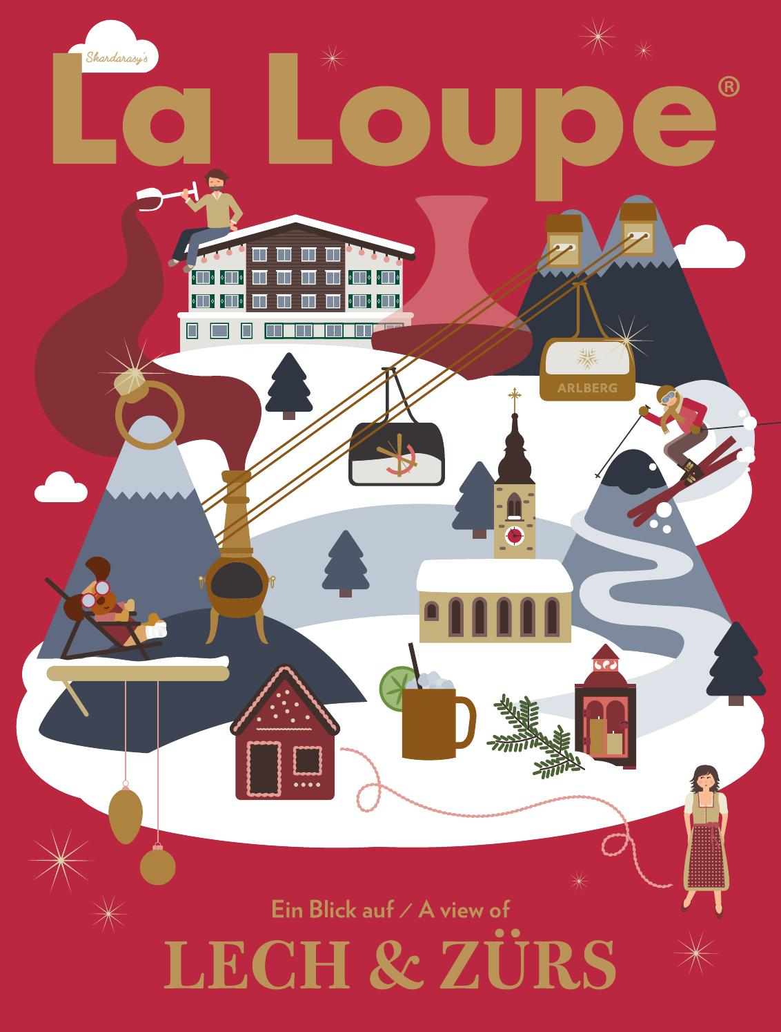 011ac80f5d5073 La Loupe LECH   ZÜRS NO 9. - 2015 -2016 by La Loupe - issuu