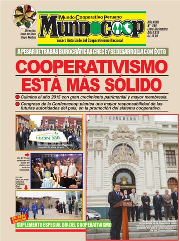 Edicion 249 DICIEMBRE 2015 by Juan De Dios Cayo Muñoz - issuu dce811616f5