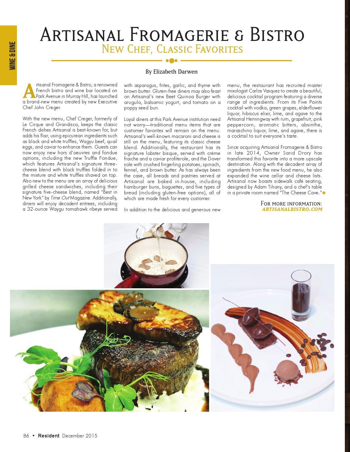 Resident Magazine December 2015 Issue By Resident Magazine Issuu
