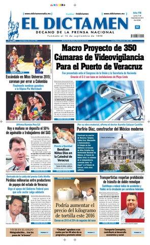 ed7004185e711 Dictamen 2015-12-21 by El Dictamen - issuu