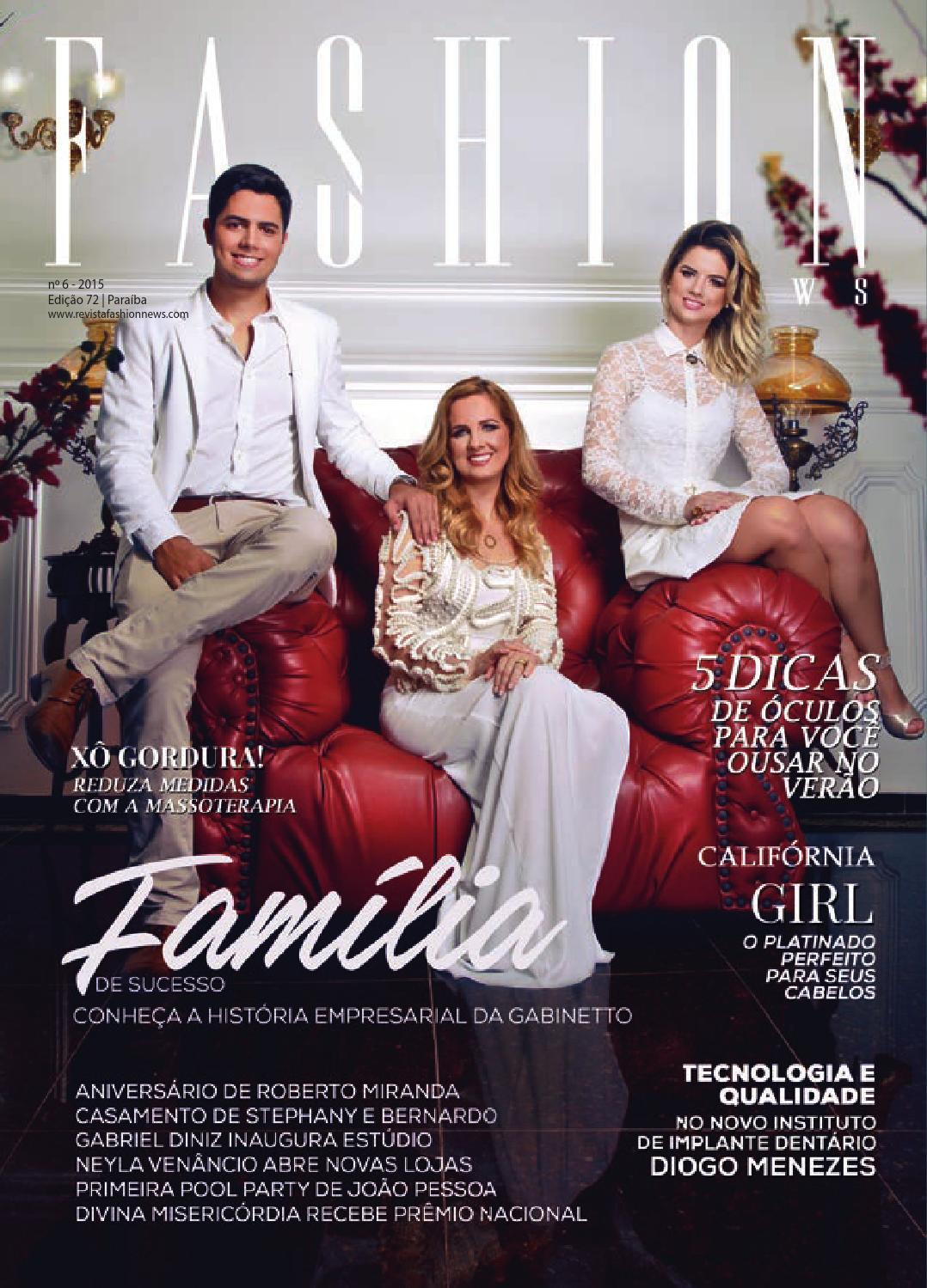 5e5ee87213540 Fashion News Edição 72 by Mídia RF - issuu