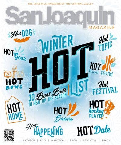 9bf2cdf660d8 San Joaquin Magazine January 2016 by San Joaquin Magazine - issuu