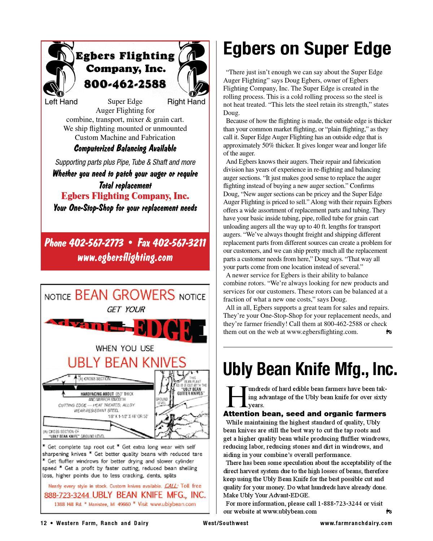 Western Farm, Ranch & Dairy Magazine – Summer-Fall 2014 by