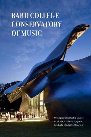 Other Programs Similar to the Bard Conservatory?