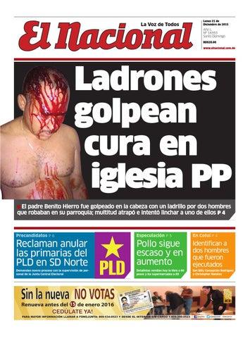 Impreso21 12 15 by Periodico El Nacional - issuu 0b749e6e90ce1