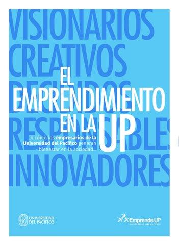 1cbfd087a El Emprendimiento en la UP by FABRICA DE IDEAS - issuu