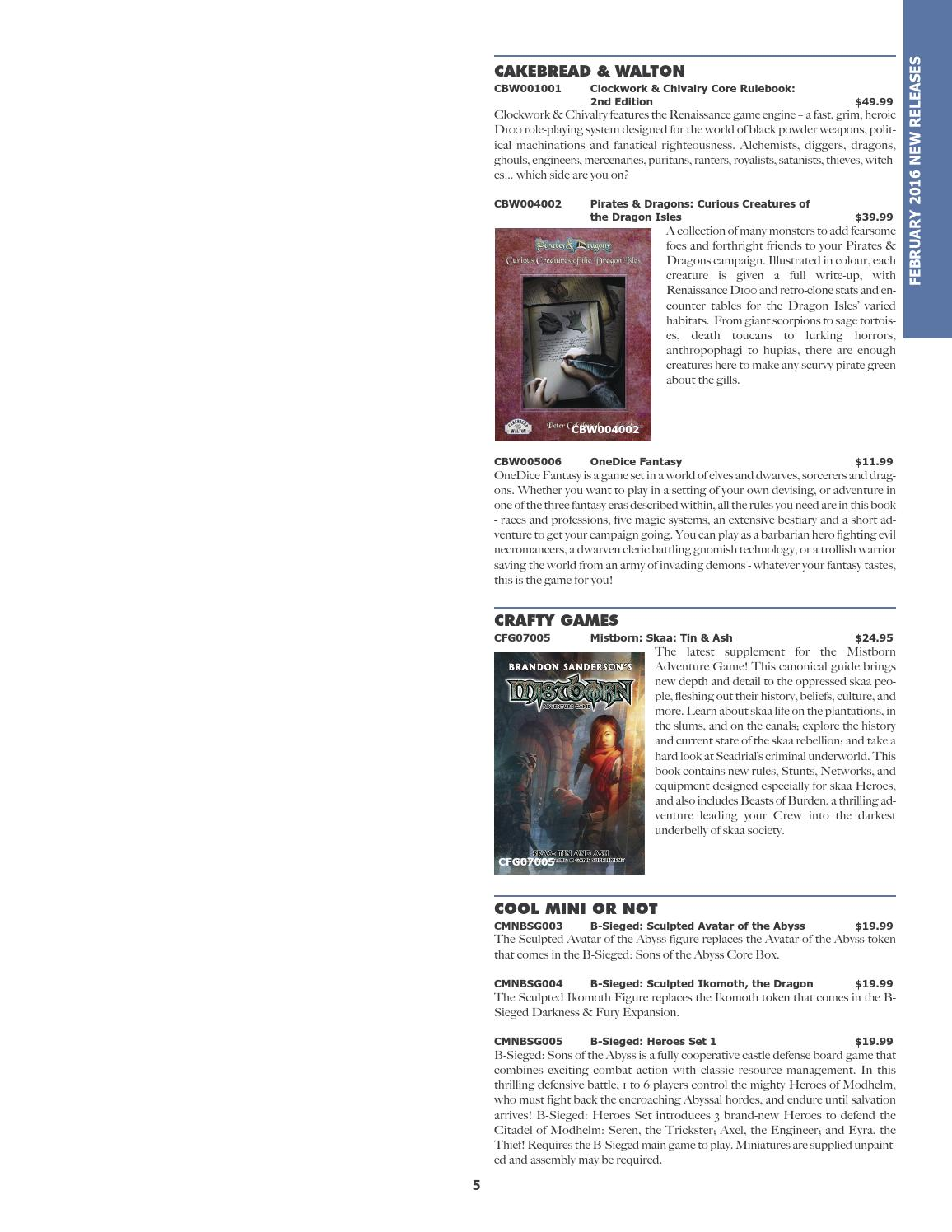 Meeple Monthly Magazine - December Issue by ACD Distribution