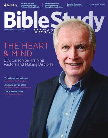 Bible Study Magazine by John Barry - issuu