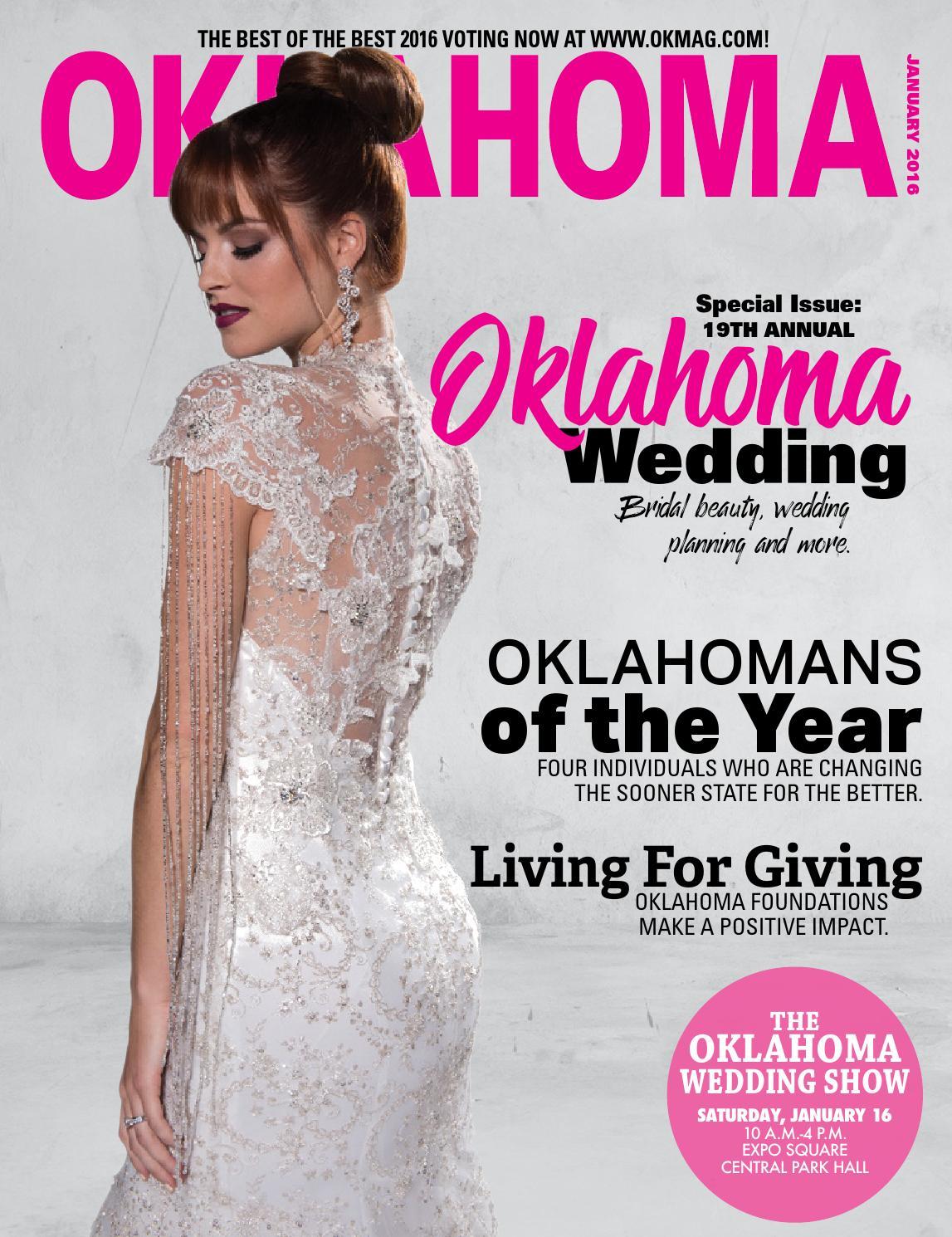 January 2016 Oklahoma Magazine by Oklahoma Magazine - issuu