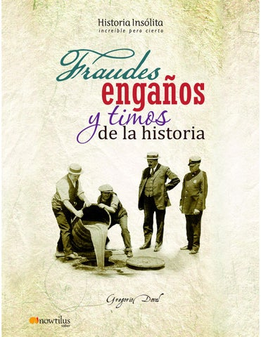 Historia Mundo Cosas De By Issuu Online Las SqzpVUM