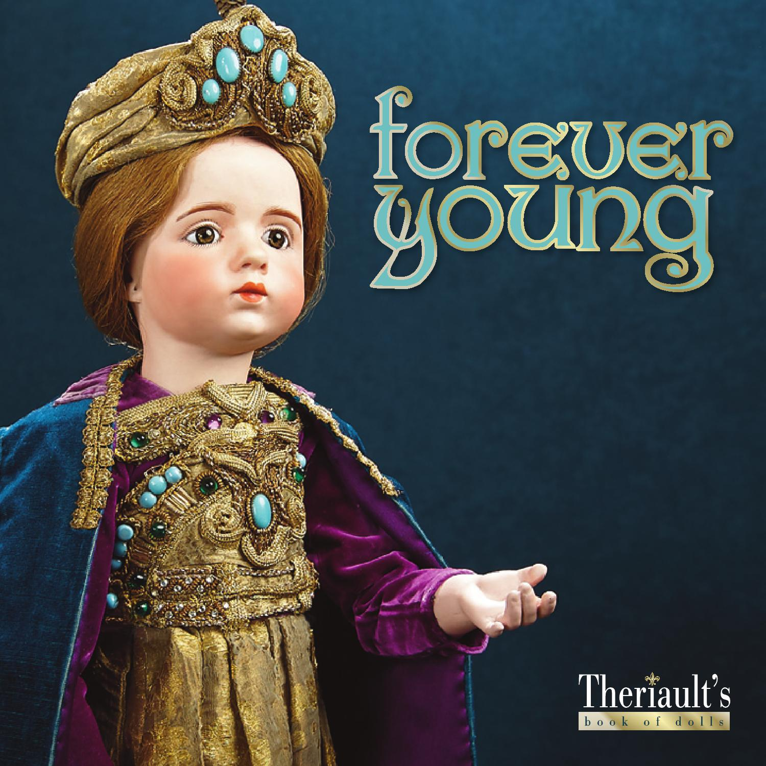 0a45661225a Forever Young - Marquis Antique Doll Auction by Theriault s - issuu