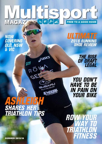 abba57cc433 Multisport Magazine Summer 2015 16 by Multisport Magazine - issuu