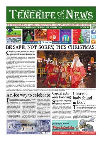 Edition 541 by Tenerife News - issuu 41bad4496