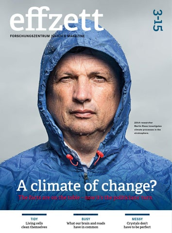 A climate of change? The facts are on the table – now it's the
