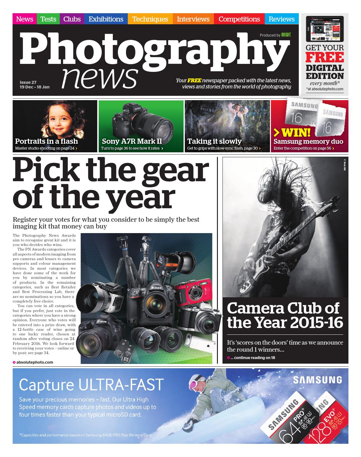Photography News Issue 27 By Bright Publishing