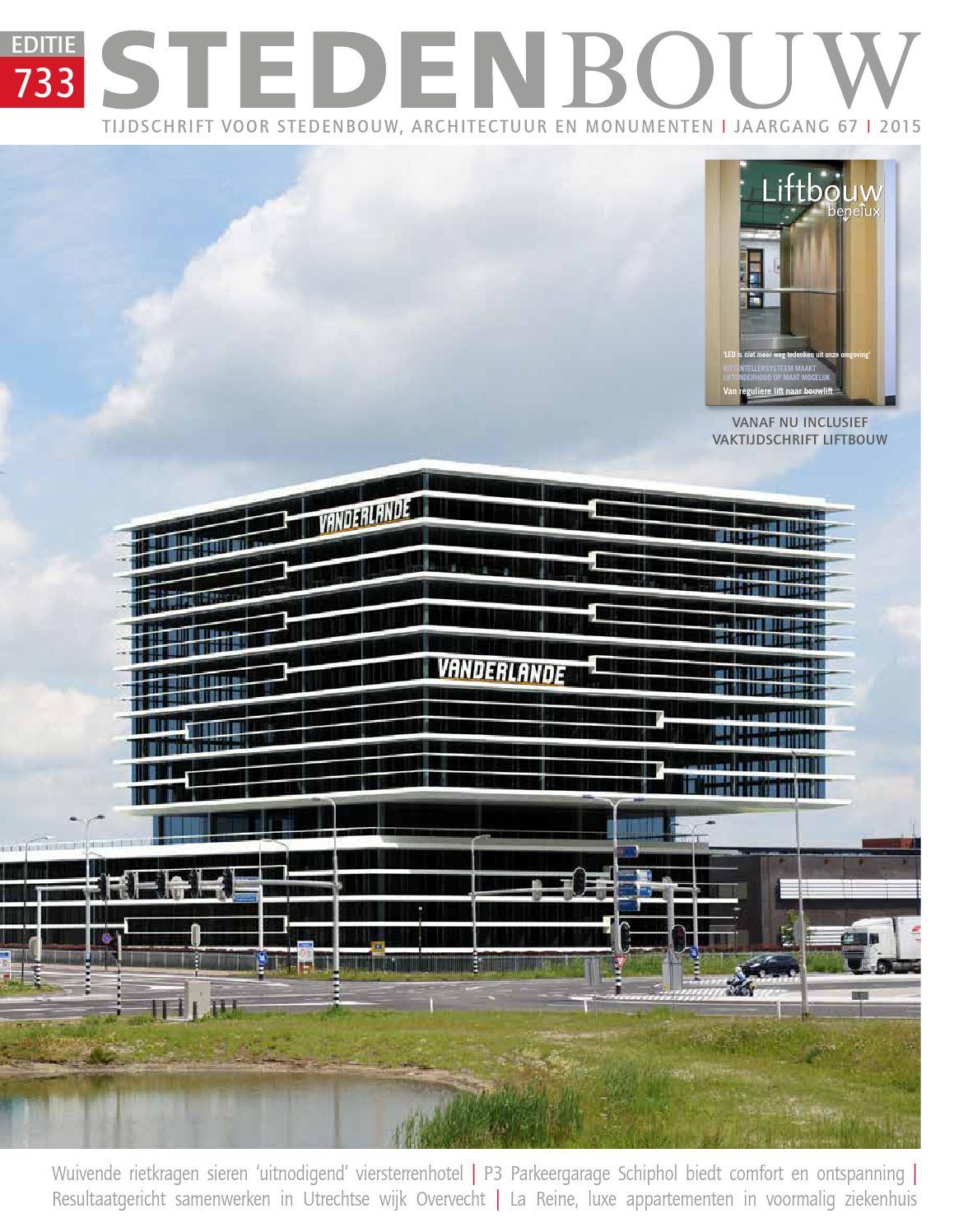 f374ee6b167 Stedenbouw 733 by Louwers Uitgeversorganisatie BV - issuu
