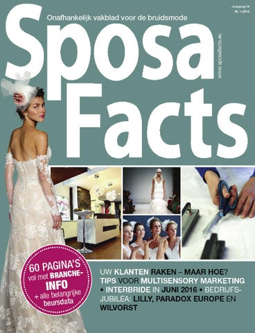 3ee7de80afbe6a Sposa Facts NL 1-2016 by Bruidmedia - issuu