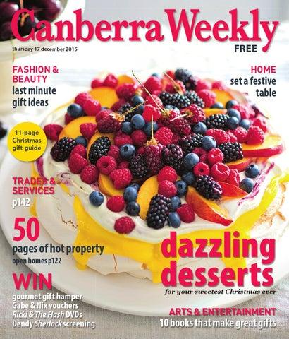 quality design e6cc8 65ec0 17 December 2015 by Canberra Weekly Magazine - issuu