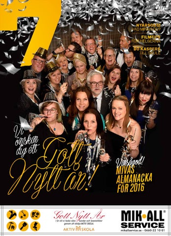 Tidningen 7 nr 22 2015 by 7an Mediapartner - issuu 69f98e9a2a