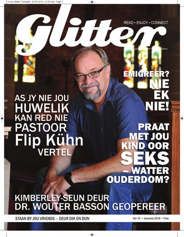"Cover of ""Glitter january 2016"""