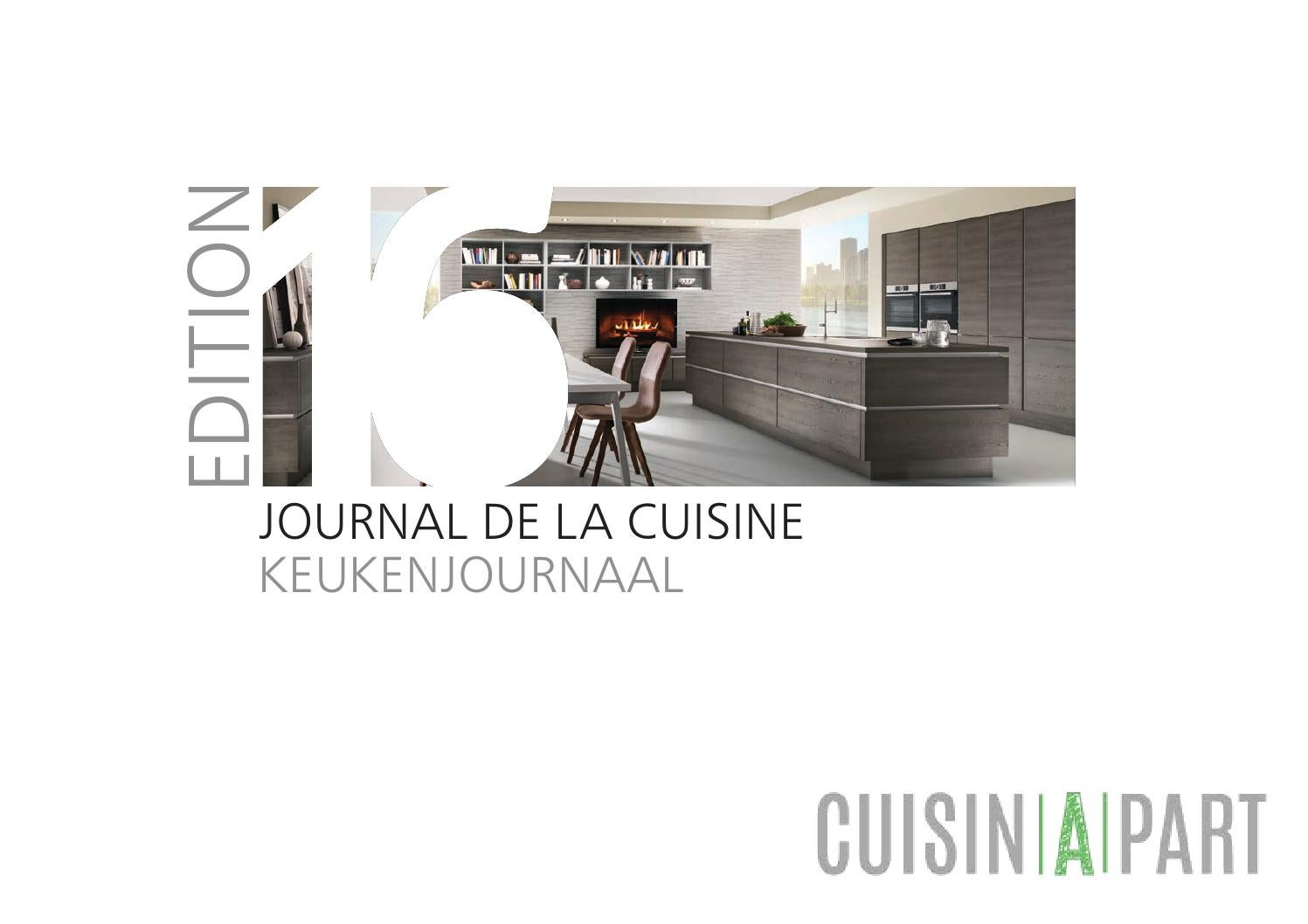 catalogue 2016 cuisina part by cuisina part issuu. Black Bedroom Furniture Sets. Home Design Ideas