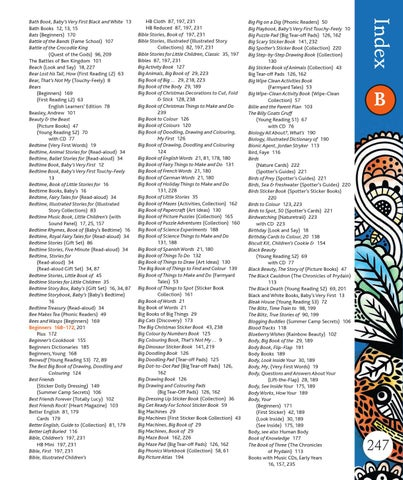 Usborne Complete List 2016 by Usborne Books at Home - issuu
