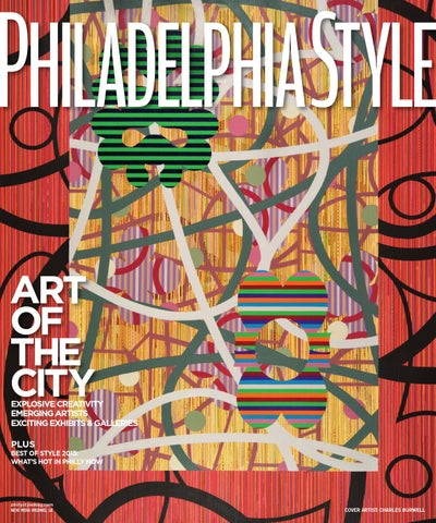 f02ca1ab6dff Philadelphia Style - 2015 - Issue 3 - Summer - Art of the City by ...